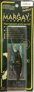 Воблер Megabass Live-X Margay 68мм 6,7г Avocado Ayu