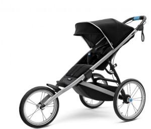Детская коляска Thule Glide2 Jet Black (TH10101928)