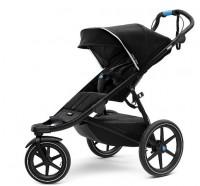 Детская коляска Thule Urban Glide2 Black on Black (TH10101923)