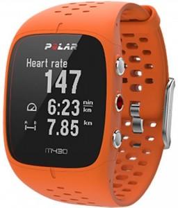 Смарт-часы Polar M430 GPS for Android/iOS Orange (90064410)