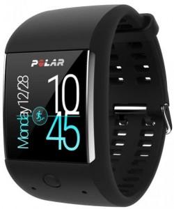 Спортивные часы Polar M600 GPS for Android/iOS Black (90061185)