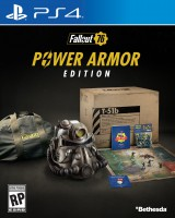 игра Fallout 76 Power Armor Edition PS4 - Русская версия