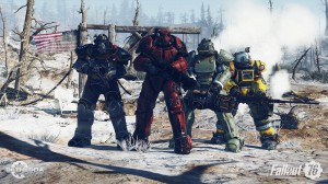скриншот Fallout 76 Power Armor Edition PS4 - Русская версия #5
