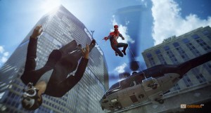 скриншот Marvel's Spider-Man Collector's Edition PS4 #4