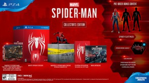 скриншот Marvel's Spider-Man Collector's Edition PS4 #2