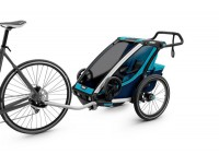 Мультиспортивная коляска Thule Chariot Cross 1  (Blue) (TH10202001)