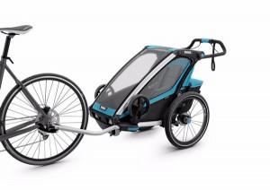 Мультиспортивная коляска Thule Chariot Sport 1(Blue) (TH10201001)