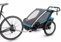 Мультиспортивная коляска Thule Chariot Sport 2(Blue) (TH10201003)