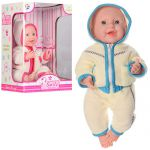 Кукла пупс (66855A-66855B)
