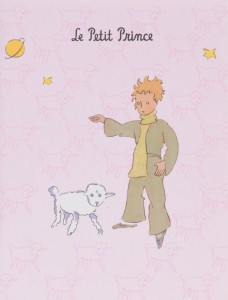 Книга Блокнот 'Маленький принц'