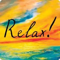 Подставка под горячее Эксмо 'Relax!'