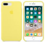 Чехол для смартфона Apple iPhone 8 Plus / 7 Plus Silicone Case - Lemonade (MRFY2)