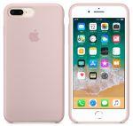 Чехол для смартфона Apple iPhone 8 Plus / 7 Plus Silicone Case - Pink Sand (MQH22)