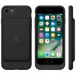 Чехол-аккумулятор для смартфона Apple iPhone 7 Smart Battery Case - Black (MN002)