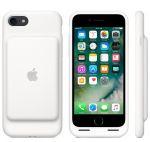 Чехол-аккумулятор для смартфона Apple iPhone 7 Smart Battery Case - White (MN012)