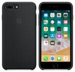 Чехол для смартфона Apple iPhone 8 Plus / 7 Plus Silicone Case - Black (MQGW2)