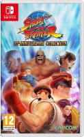 игра Street Fighter 30th Anniversary Collection Nintendo Switch
