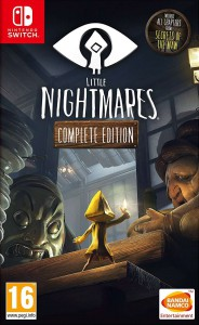 игра Little Nightmares Complete Edition Switch - Русская версия