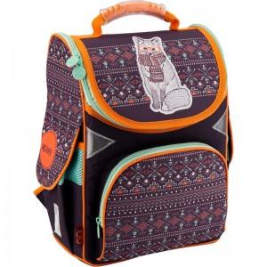Рюкзак школьный каркасный GoPack (Go18-5001s-4)