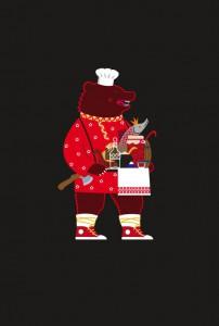 Книга Герои новой русской кухни