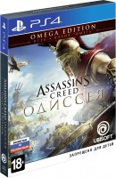 игра Assassin's Creed: Одиссея. Omega Edition PS4 - Русская версия