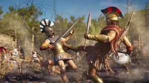 скриншот Assassin's Creed: Odyssey Omega Edition PS4 - Assassin's Creed: Одиссея - Русская версия #6