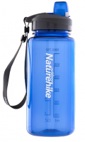 Фляга спортивная  NatureHike 'Sport bottle' 0,75л  синяя (NH17S010-B)