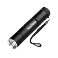 Фонарь ручной Naturehike Mini Flashlight Rechargeable черный (NH17S071-T)
