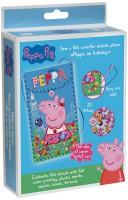 Набор для шитья Peppa Pig 'Чехол для мобильного телефона. Пеппа на каникулах'