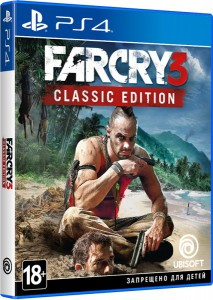 игра Far Cry 3 HD PS4 - Русская версия