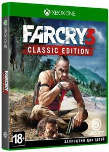 игра Far Cry 3 HD Xbox One - Русская версия
