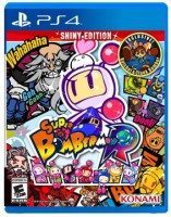 игра Super Bomberman R Shiny Edition PS4 - Русская версия