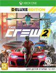 игра The Crew 2 Deluxe Edition PS4 - Русская версия