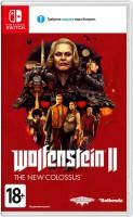 игра Wolfenstein 2: The New Colossus Nintendo Switch - Русская версия