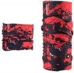 Многофункциональная повязка (Бафф) Naturehike Magic headscarf  красный (NH17T020-J)