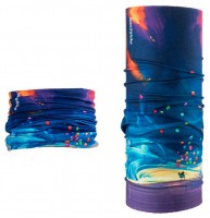 Многофункциональная повязка (Бафф) Naturehike Magic headscarf  многоцветный (NH17T020-J)