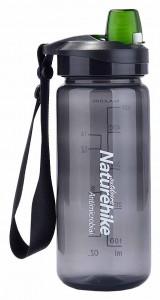 Фляга спортивная  NatureHike 'Sport bottle' 0,5л  серый (NH61A060-B)