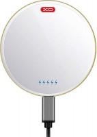 Сетевое зарядное устройство XO WX001 Quick Wireless Charger White (WX001)