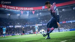 скриншот FIFA 19. Champions PS4 - Русская версия #6
