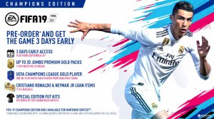 скриншот FIFA 19. Champions PS4 - Русская версия #3