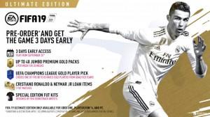 скриншот FIFA 19. Ultimate Edition PS4 - Русская версия #3