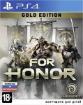 игра For Honor. Gold Edition PS4 - Русская версия