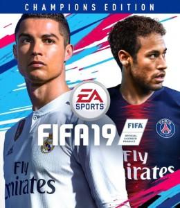 игра FIFA 19. Champions PS4 - Русская версия