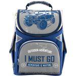 Рюкзак школьный каркасный GoPack (GO18-5001S-18)