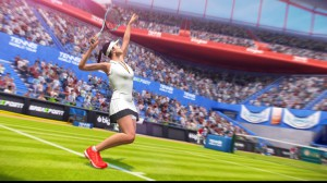 скриншот Tennis World Tour Nintendo Switch - Русская версия #2