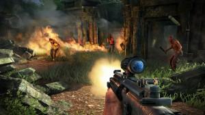 скриншот Far Cry 3 HD PS4 - Русская версия #4