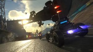 скриншот Onrush Day One Edition PS4 #4