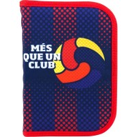 Пенал Kite 622 FC Barcelona (BC18-622)