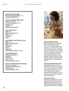 фото страниц Секретные материалы кондитеров. Рецепты, продукты, технологии, подача #7