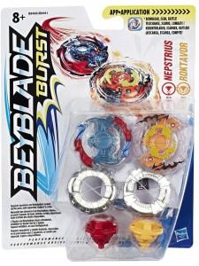 фото Игровой набор волчков Hasbro Beyblade, 2 в 1 (B9491) #3